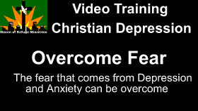 Free from Depression: Bible fear of Death