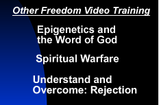 Other Freedom Video Training:
